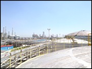 Full Most - Internal Floating Roof (IFR) installation for oil storage tanks