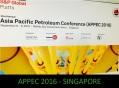 APPEC 2016 - Singapore