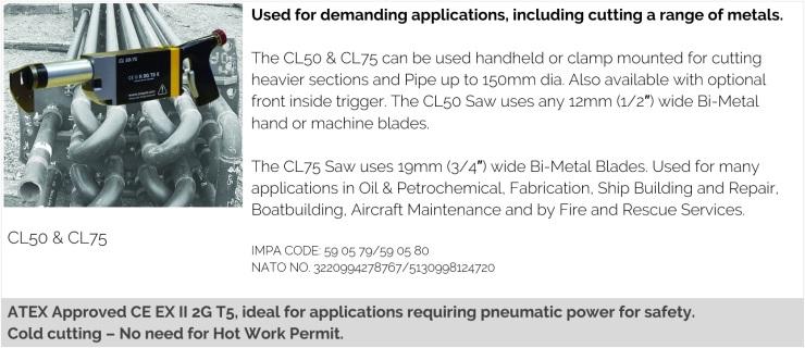 Cengar CL50 CL75