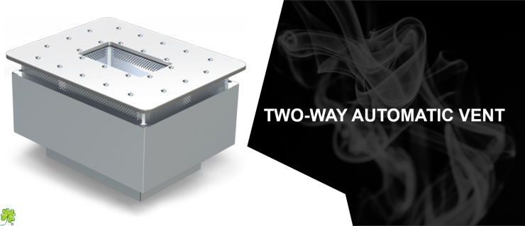 FM - Two-Way Automatic Vent